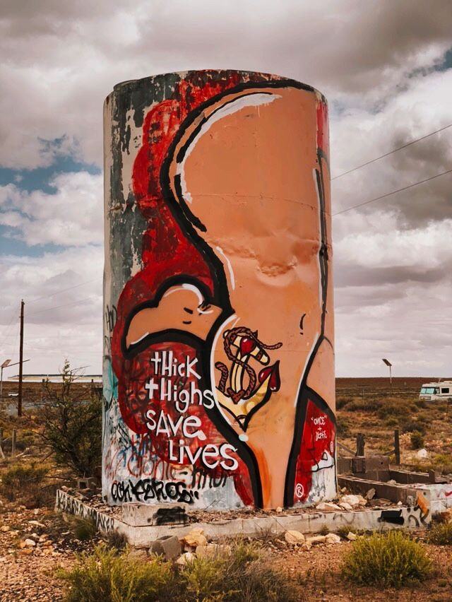 Graffiti in AZ